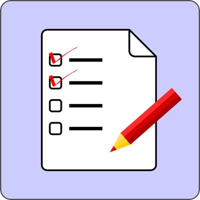 check-list-paper-image-public-domain-clker