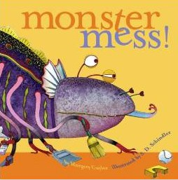 Monster-Mess-Childrens-Book