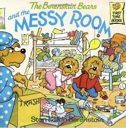 The-Berenstain-Bears-and-the-Messy-Room-Childrens-Book