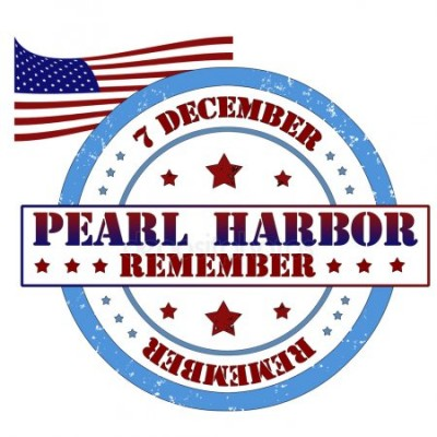 Dec 7 – Pearl Harbor Day